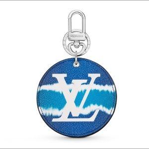 Louis Vuitton Escale Key Cles Bag Charm BNWT